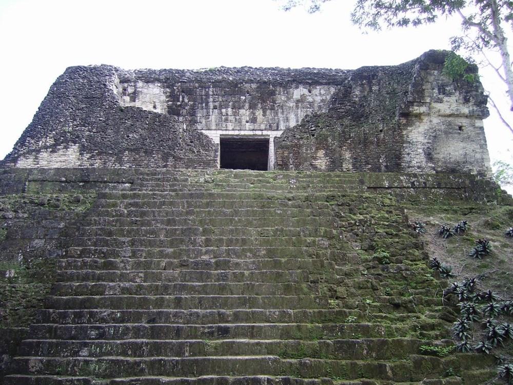 Mayalılar tarafından 2 bin yıl önce inşa edilen su arıtma tesisi bugün işe yarayabilir - 2