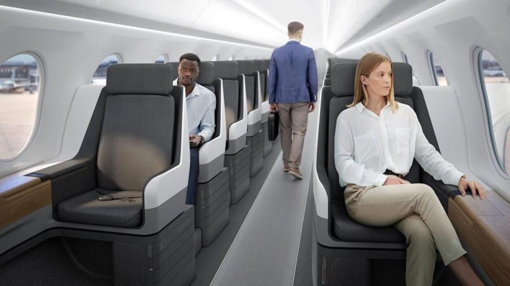 ABD'li şirket: En uzun uçuş 4 saate inecek - 4