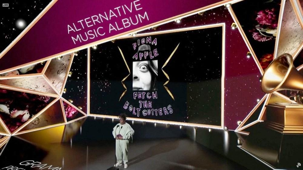 2021 Grammy Ödülleri'nin sahipleri belli oldu - 30