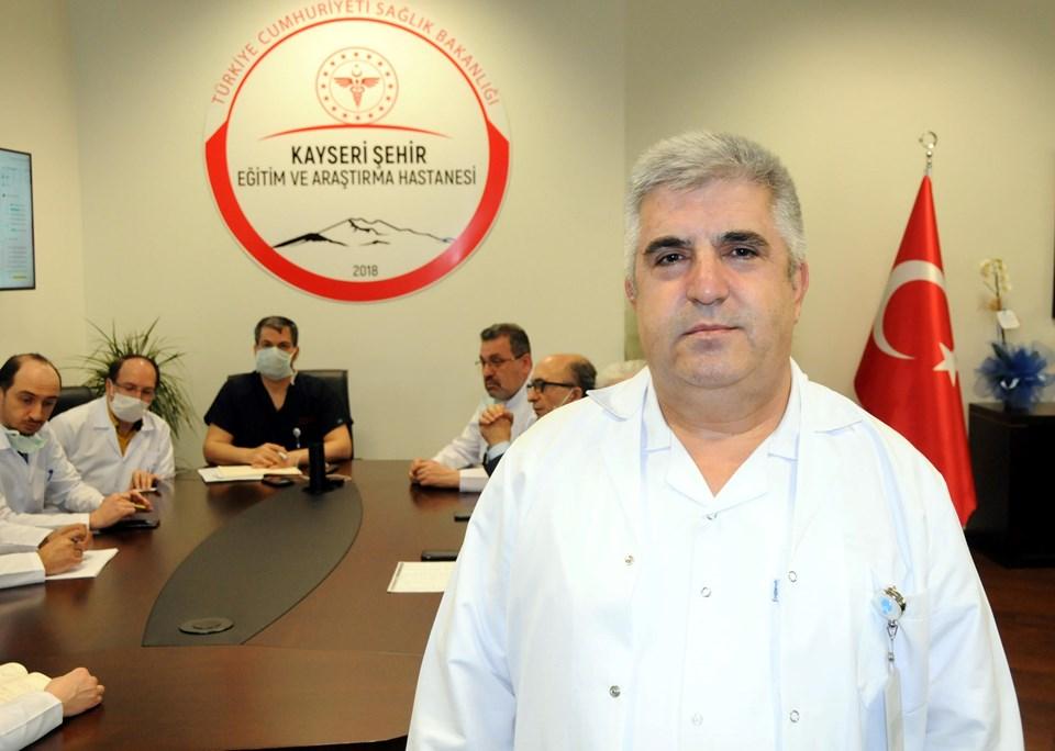 Koronavirüs Bilim Kurulu Üyesi Prof. Dr. İlhami Çelik