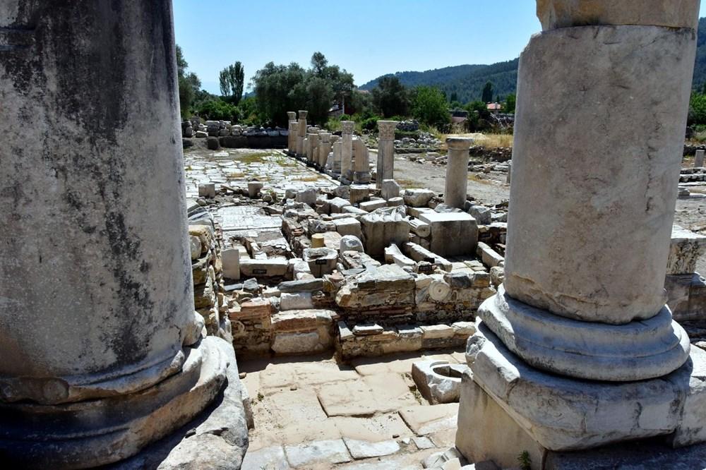 Yatağan'daki Antik kentte 1720 yıllık fiyat listesi - 4