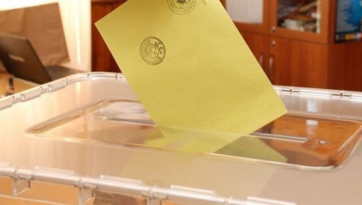 SON DAKİKA:Sandığa giden kısıtlamadan muaf (Pazar günü seçim var)