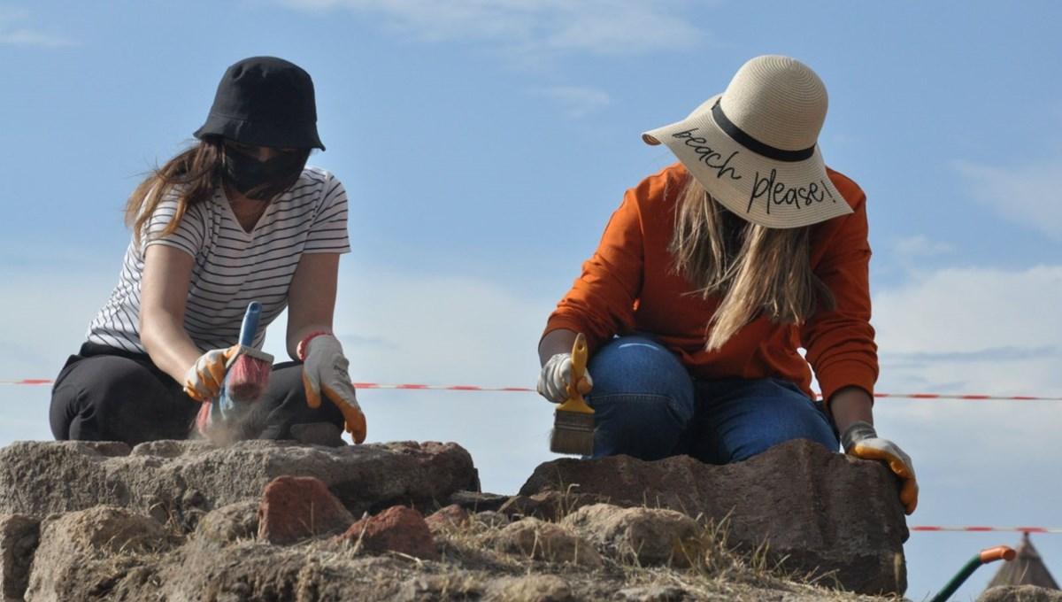 Ani Ören Yeri'nde kazı çalışmaları sürüyor: Selçuklu döneminden izler