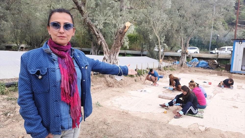 İznik'te Hisardere kazılarında iki lahit bulundu: Mumyalanmış 3 iskelet - 3