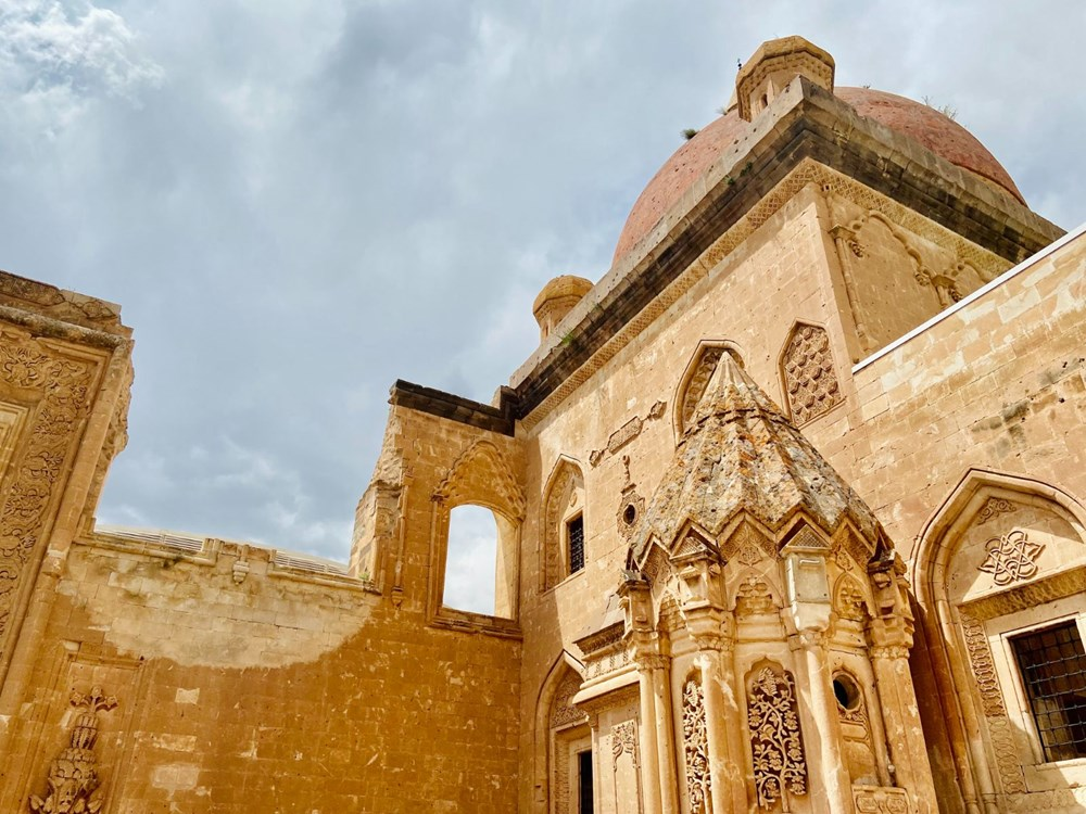 Ağrı'da Osmanlı mimarisinin eşsiz örneği: İshak Paşa Sarayı - 8