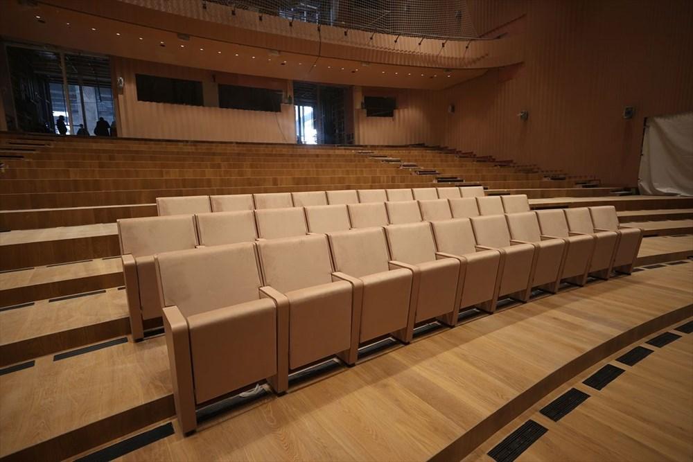 Kültür ve Turizm Bakanı Ersoy: AKM dünyadaki en önemli 10 kültür merkezi arasında yer alacak - 5