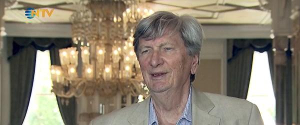 Oscar akademisinin başkanı NTV'de...(Bailey: Yılmaz Güney ve Nuri Bilge Ceylan filmlerini beğenirim)