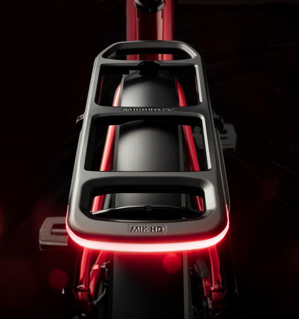 Trafiği radarlarla takip eden elektrikli bisiklet - 9