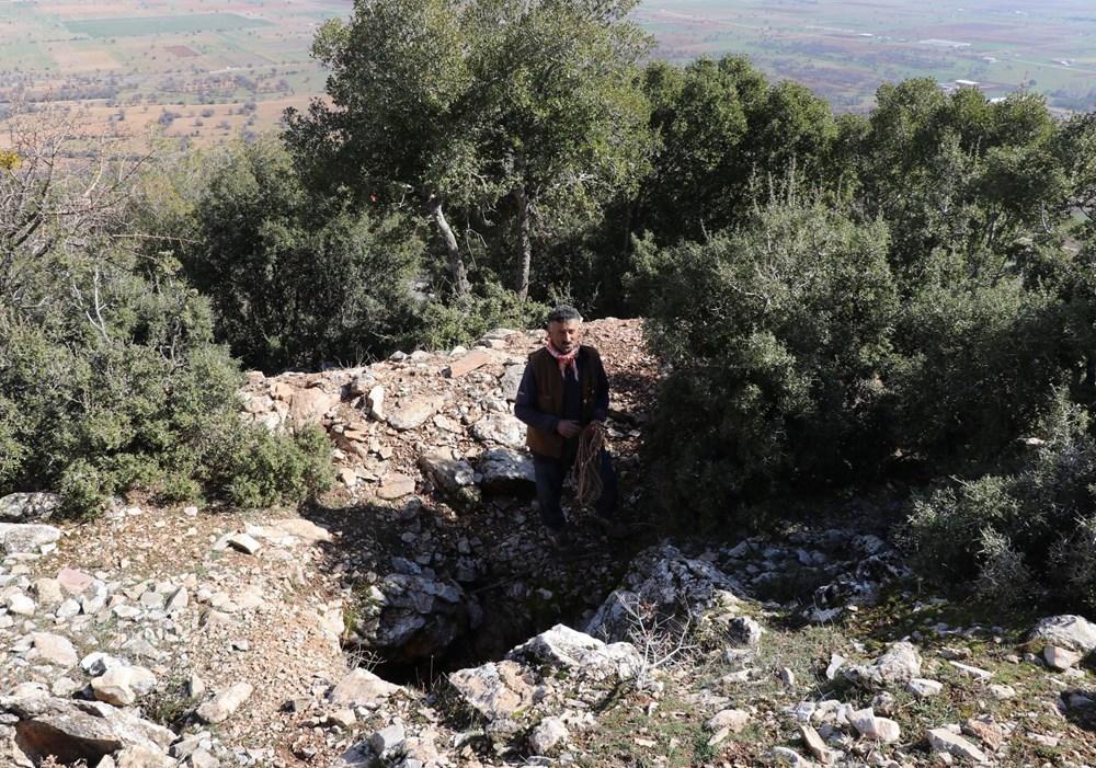 Defineciler hazine ararken 'gizli Pamukkale'yi buldu - 7