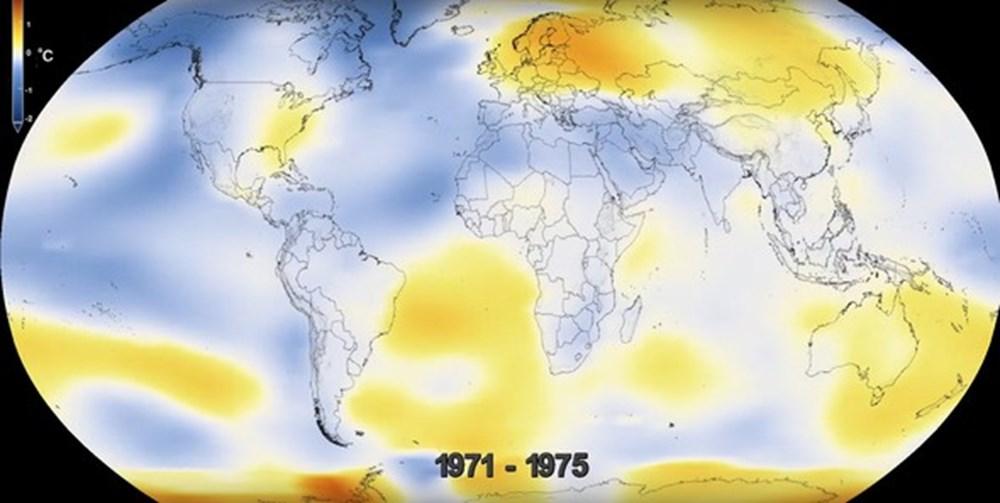 Dünya 'ölümcül' zirveye yaklaşıyor (Bilim insanları tarih verdi) - 101
