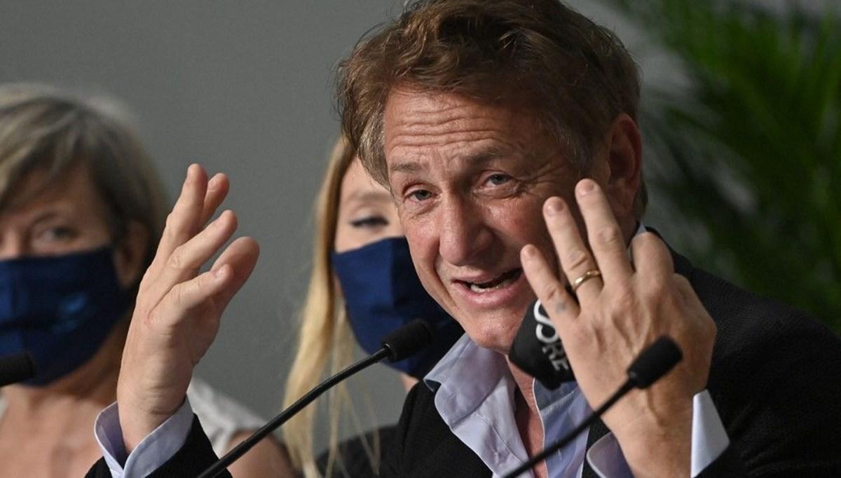 Sean Penn'den Trump'a suçlama