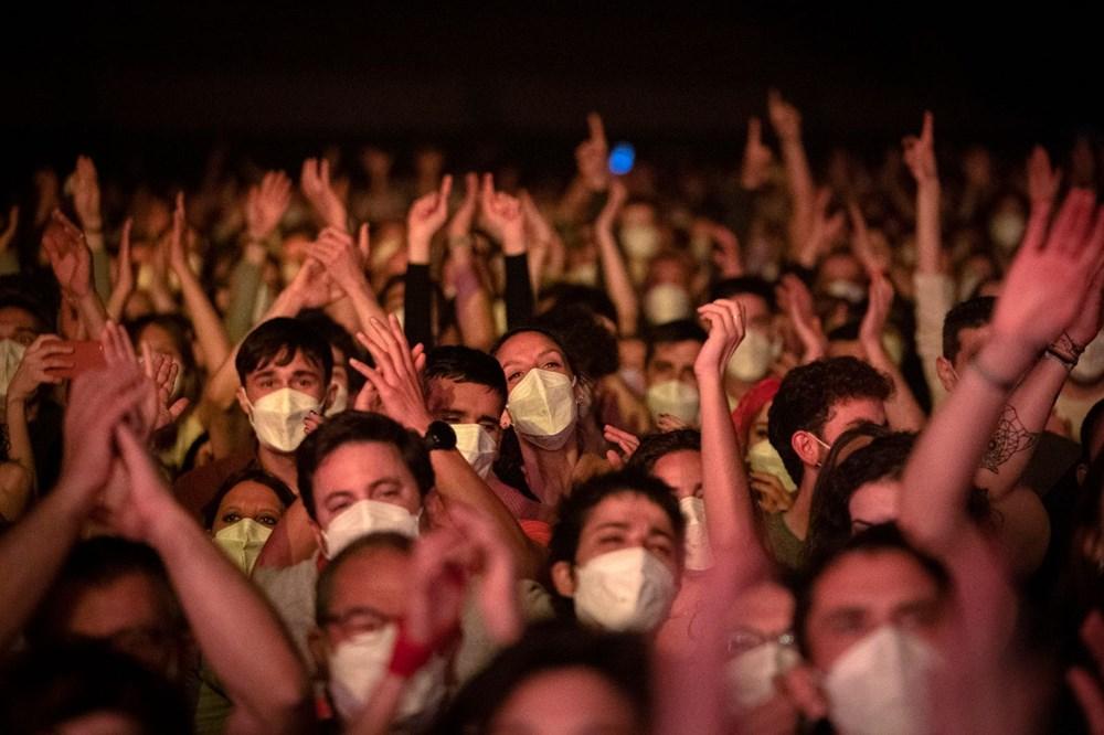 Barcelona'da yapılan 5 bin kişilik konser deneyi sonuçlandı - 5