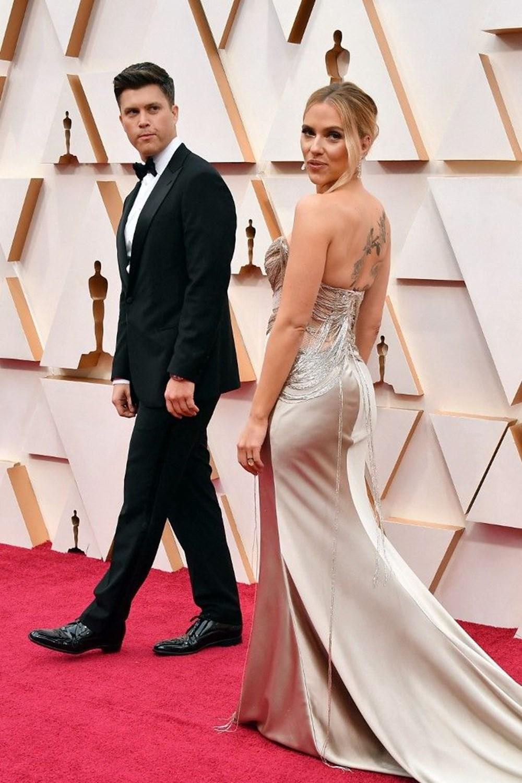 Scarlett Johansson Altın Küre'ye savaş açtı - 6