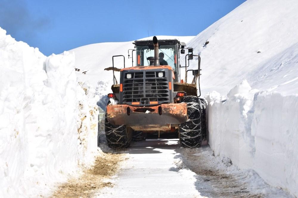 2 yıl önce 9 metre kar tutan Bitlis'te en kurak kış yaşanıyor - 12