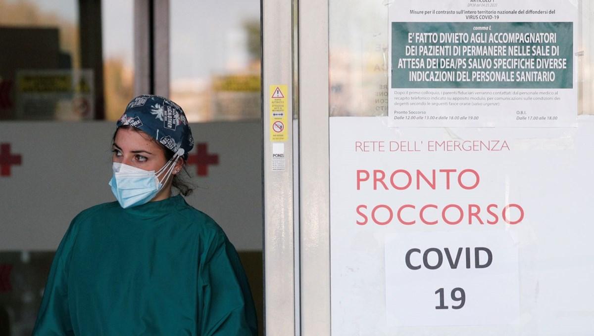 İtalya'da corona virüsten can kaybı 45 bini aştı