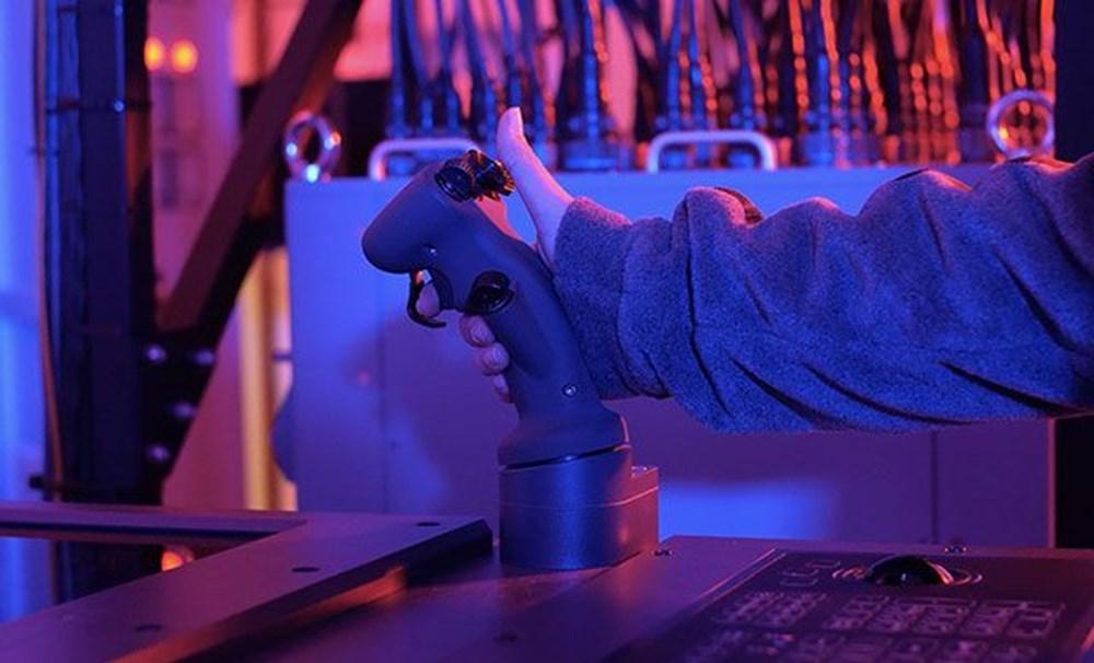 Dijital birliğin robot askeri Barkan göreve hazırlanıyor (Türkiye'nin yeni nesil yerli silahları) - 53