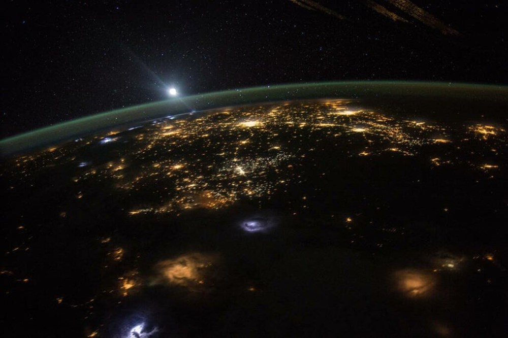 10 Earth photos from space - 6