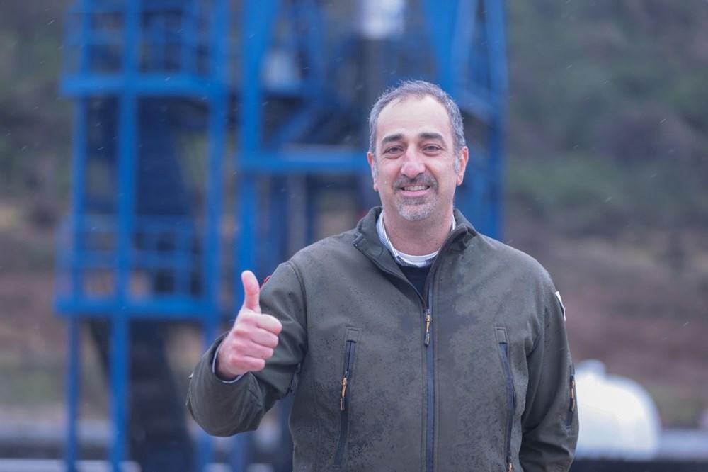 Milli Uzay Programı: Yerli roket motoru testi geçti - 31