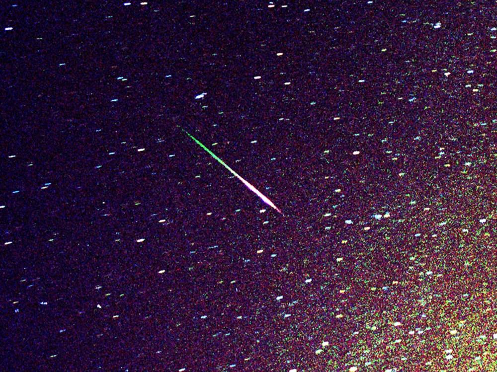 Leonid meteor yağmuru için geri sayım (Leonid meteor yağmuru ne zaman?) - 8