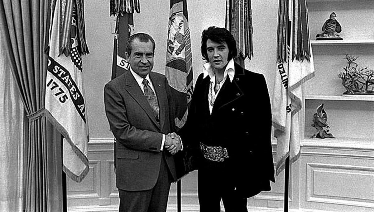 Rock'n Roll kralı Elvis Presley casus muydu?