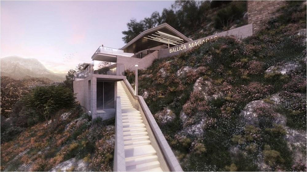 3.5 milyon yıllık 'Ballıca Mağarası' Tokat turizminin cazibe merkezi olacak - 4