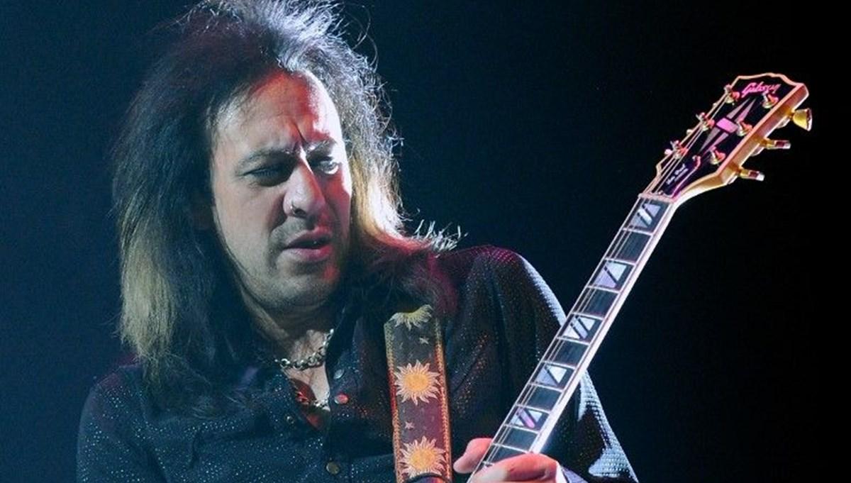 1980'li yılların ünlü hard rock gitaristi Jeff Labar hayatını kaybetti