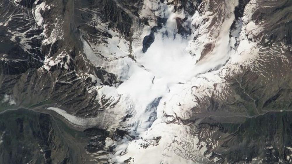 NASA Ankara'dan fotoğraf paylaştı (Astronotların gözünden gezegenimiz) - 26