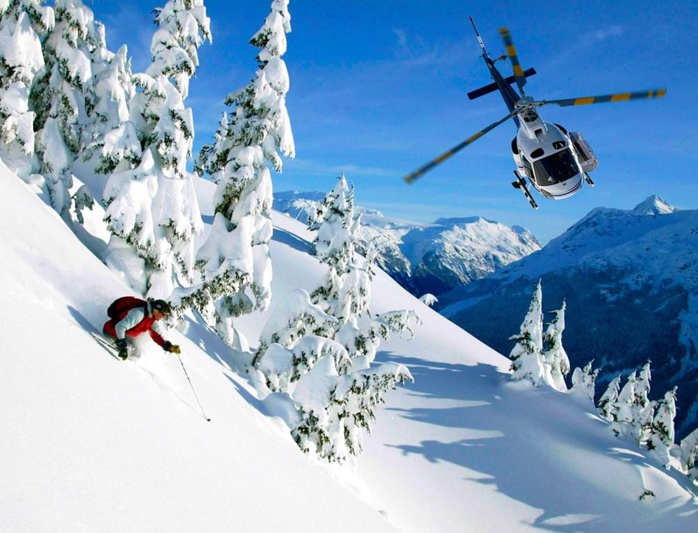 heliski, kaçkarlar heliski, helikayak, helikopterli kayak, heliski maliyeti ne kadar, kaçkar heliski ücreti