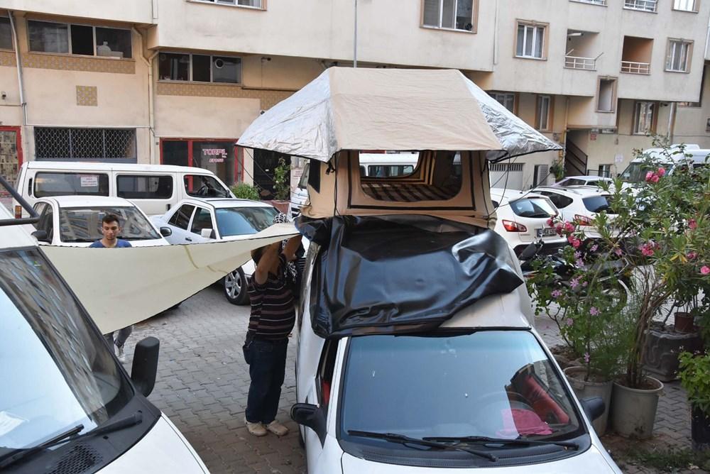 Kamp merakı üretici yaptı: Şimdi siparişlere yetişemiyor - 13
