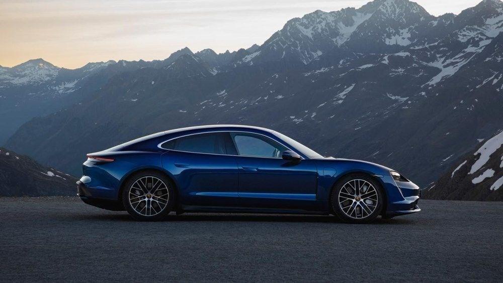 Porsche Taycan, Guinness Rekorlar Kitabı'na girdi - 6