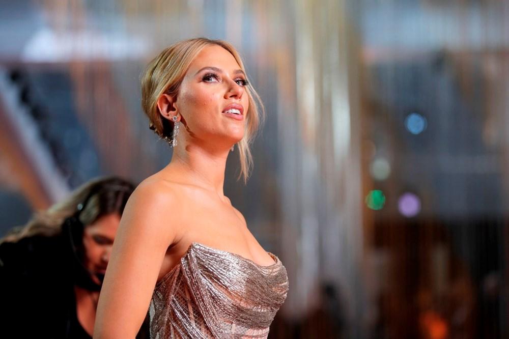 Scarlett Johansson: Kara Dul karakteri fazla cinselleştirildi - 1