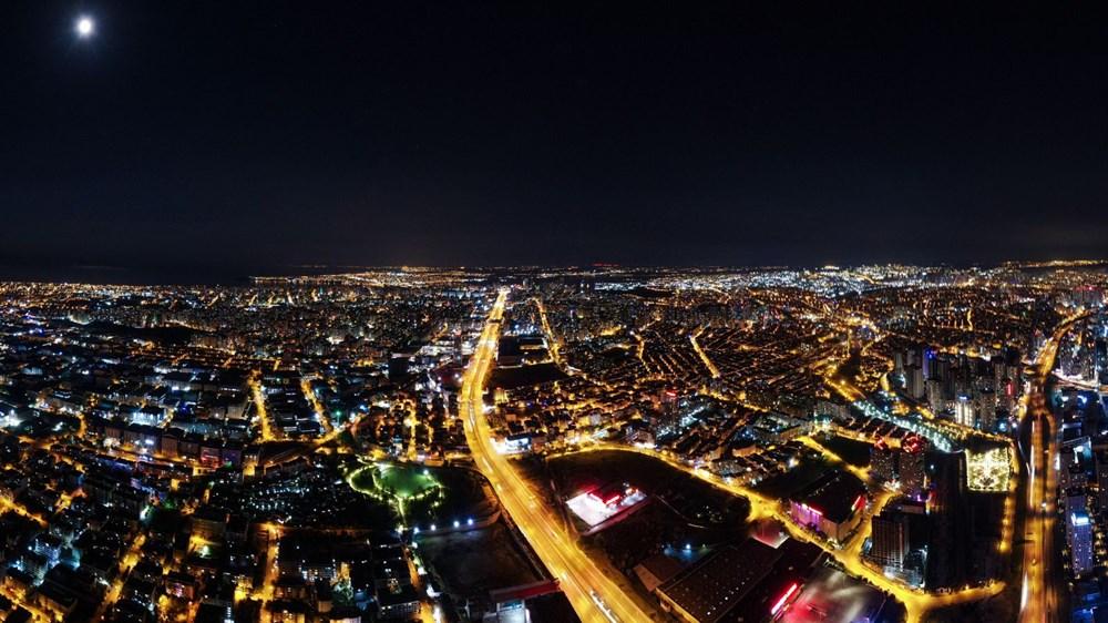 Işık kirliliği uyarısı: Yılda 1 milyar liralık enerji israf oluyor - 4