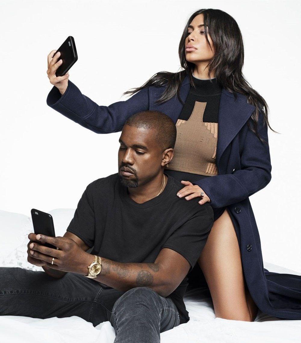 Kim Kardashian'ın eşi rap şarkıcısı Kanye West ABD Başkanlığı'na aday oldu - 2