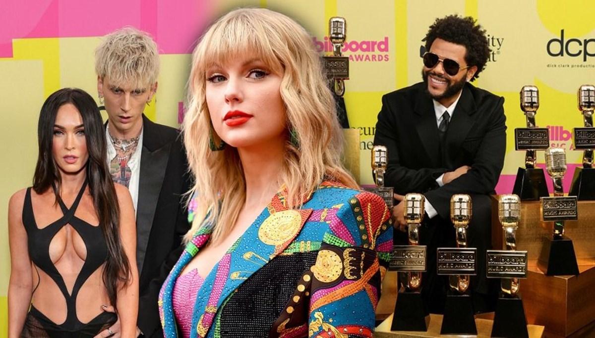 2021 Billboard Müzik Ödülleri'nin kazananları belli oldu