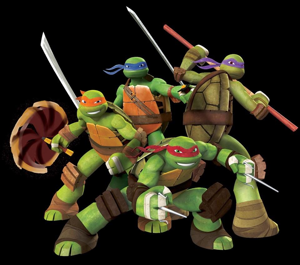 Ninja Kaplumbagalar Cocuklarla Bulusuyor Ntv