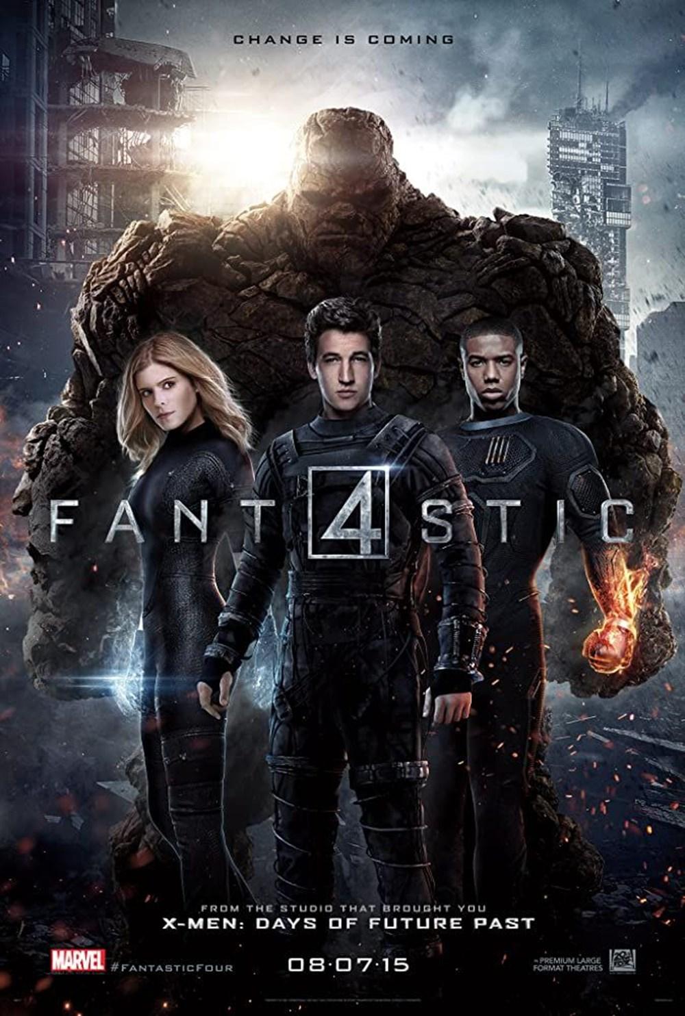 En iyi Marvel filmleri - 7