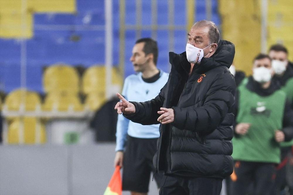 Derbide kazanan Galatasaray - 13