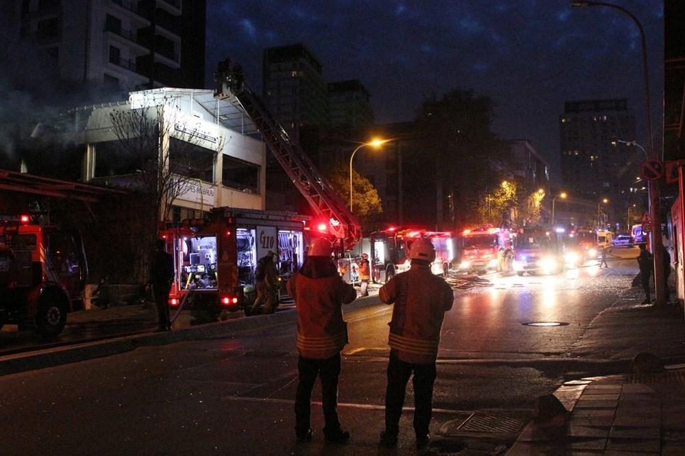 Bağcılar'da ambalaj fabrikasında patlama - 5