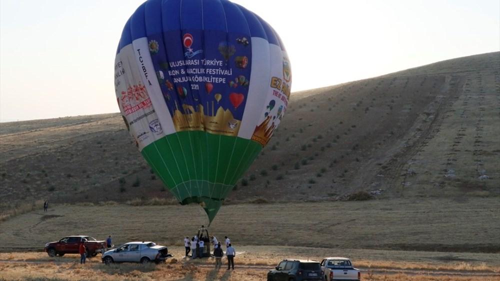'Tarihin sıfır noktası' Göbeklitepe balonla havadan da gezilebilecek - 8
