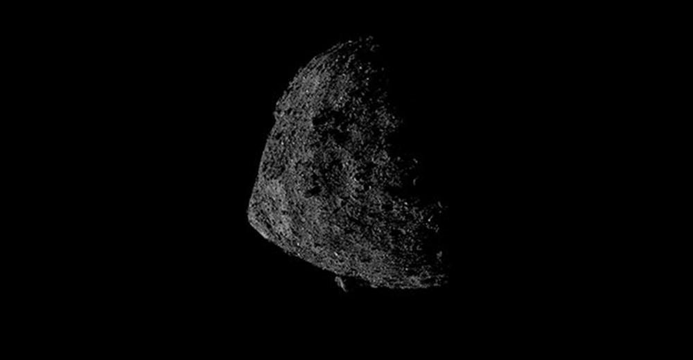 NASA açıkladı: Uzay aracı Bennu'ya indi - 1