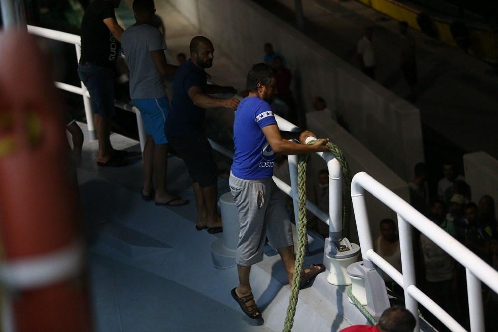 """Balıkçılar """"vira bismillah"""" dedi - 7"""