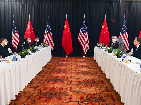 Alaska toplantısı başladı (ABD ile Çin heyetleri arasında atışma) | NTV