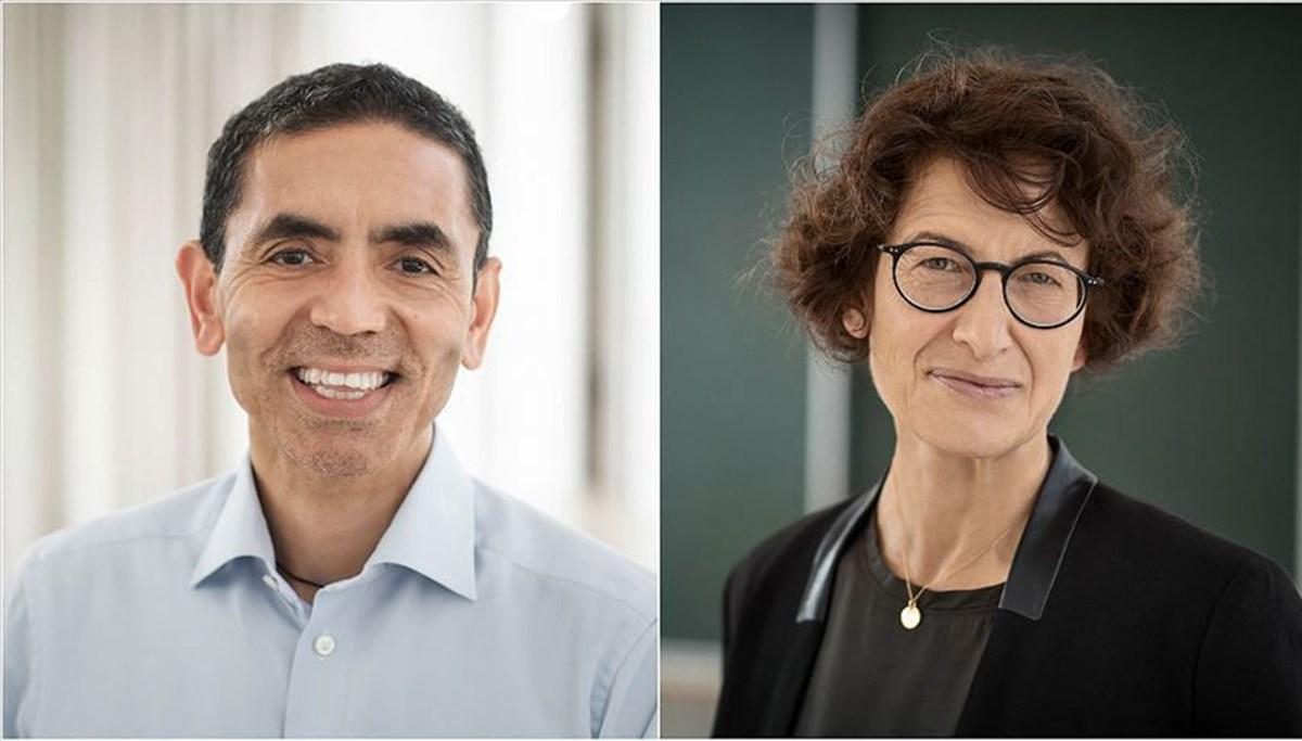 Prof. Dr. Uğur Şahin ve Dr. Özlem Türeci, güçlendirilmiş aşı için tarih verdi: 100 gün içinde hazır