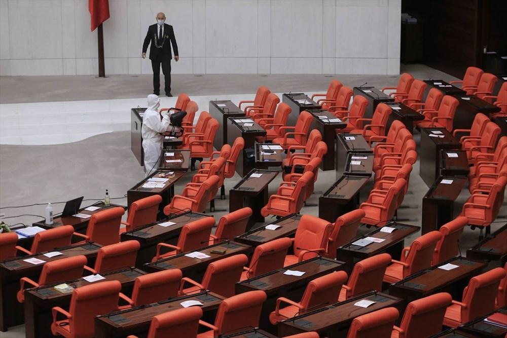 Meclis'te virüs paniği - 15