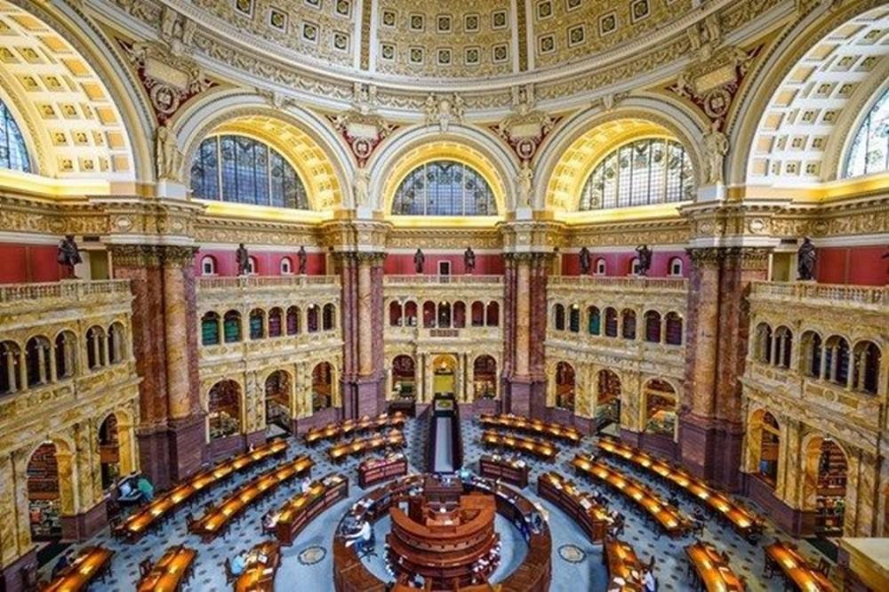 Cumhurbaşkanlığı Millet Kütüphanesi'ni 1 yılda yaklaşık 342 bin kişi ziyaret etti - 11