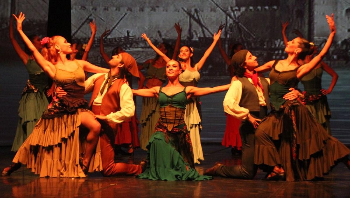 18. Uluslararası Bodrum Bale Festivali Carmen balesi ile sona erdi