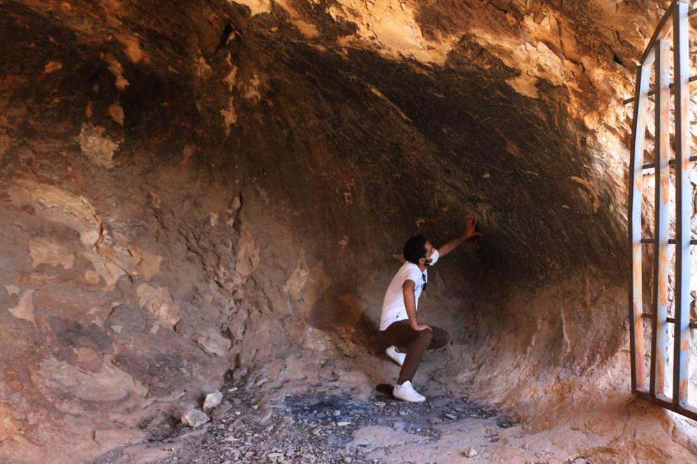Palanlı Mağarası defineciler tarafından tahrip edildi - 5