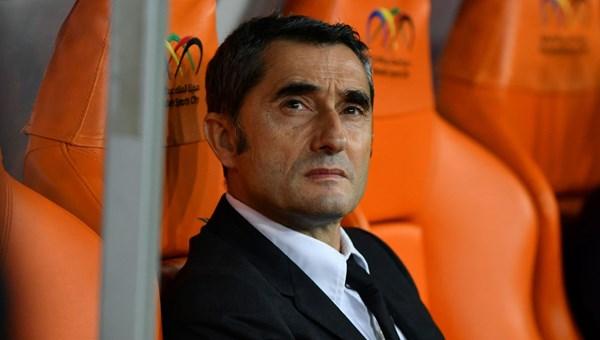 Barcelona'da Valverde gitti, Quique Setien geldi