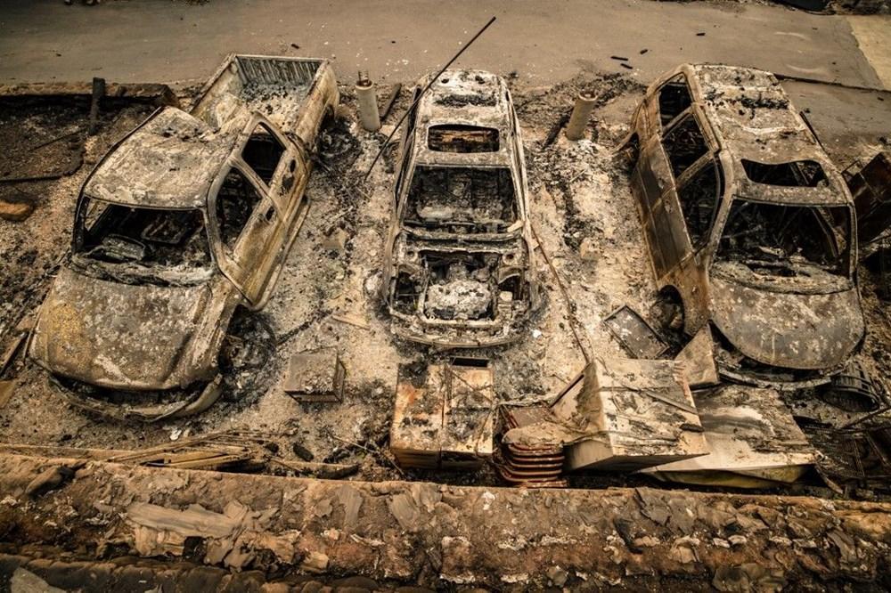 California'da yangınlar bitmiyor - 11
