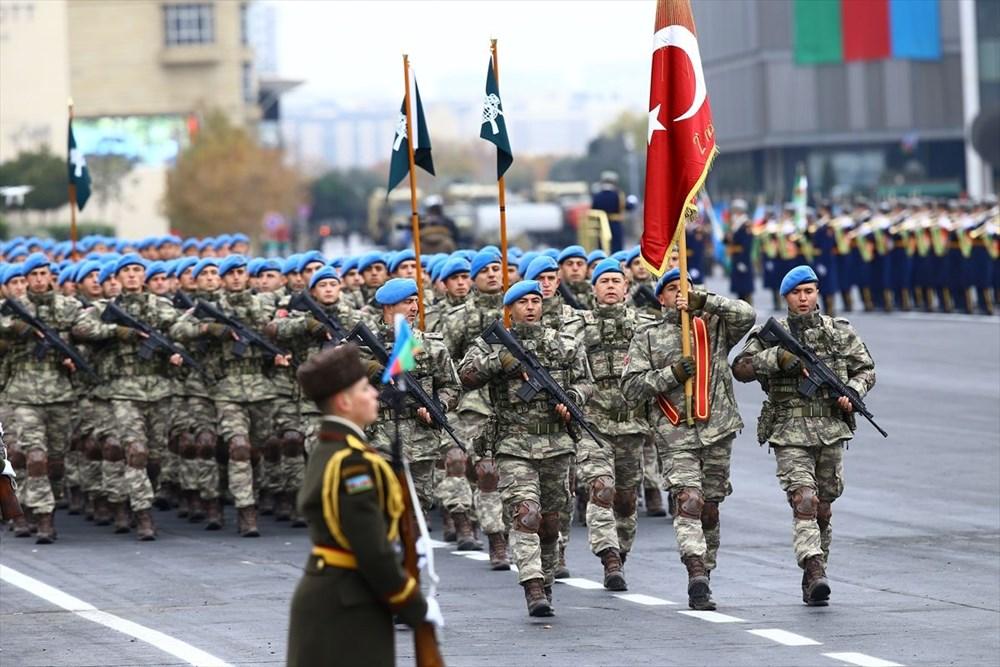 Azerbaycan, Dağlık Karabağ zaferini askeri geçit töreni ile kutlayacak - 4